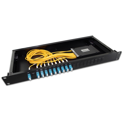 MUX/DEMUX Fiber Optic DWDM