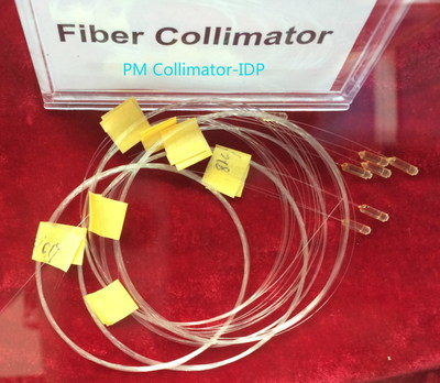 Fiber Collimator (850,980,1064,1310,1550nm)